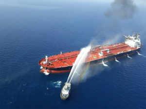 US Iran: blames Iran for attacks on 2 tankers near Persian Gulf