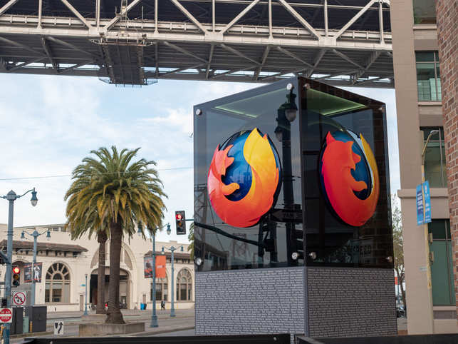 Mozilla Firefox: The wait is over: Mozilla unveils Firefox's