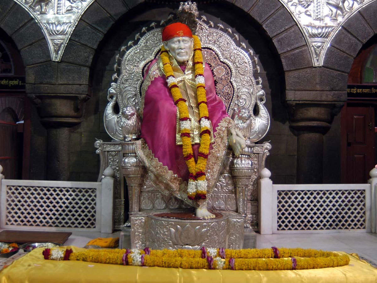 Sai Baba in Shirdi: Latest News & Videos, Photos about Sai