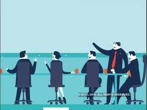 Corporate boardroom rep