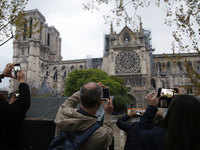 Fire ravaged Notre-Dame cathedral to host first mass after devastating blaze