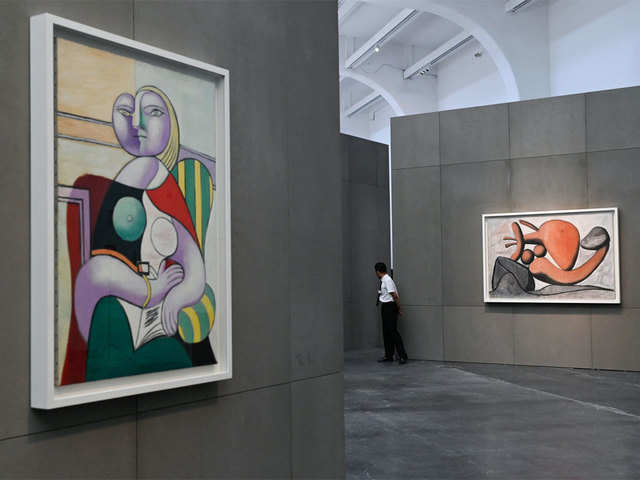 China's largest-ever Picasso exhibition opens featuring more than 100 artworks