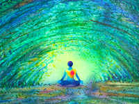 California dreaming: From a yoga mat to a blank page, finding your sacred space in a modern world