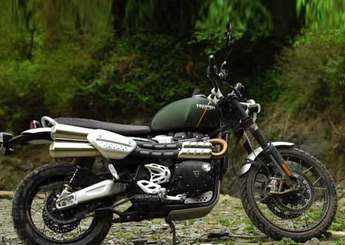 First Ride Review: Triumph Scrambler 1200 XC