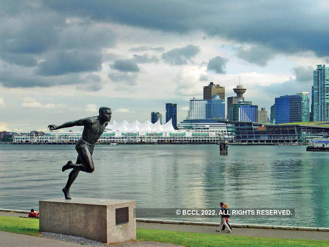 Vancouver: A playground for art, food & adventure sports