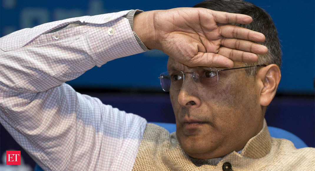 View: Arvind Subramanian's failure is no less than that of India's GDP data
