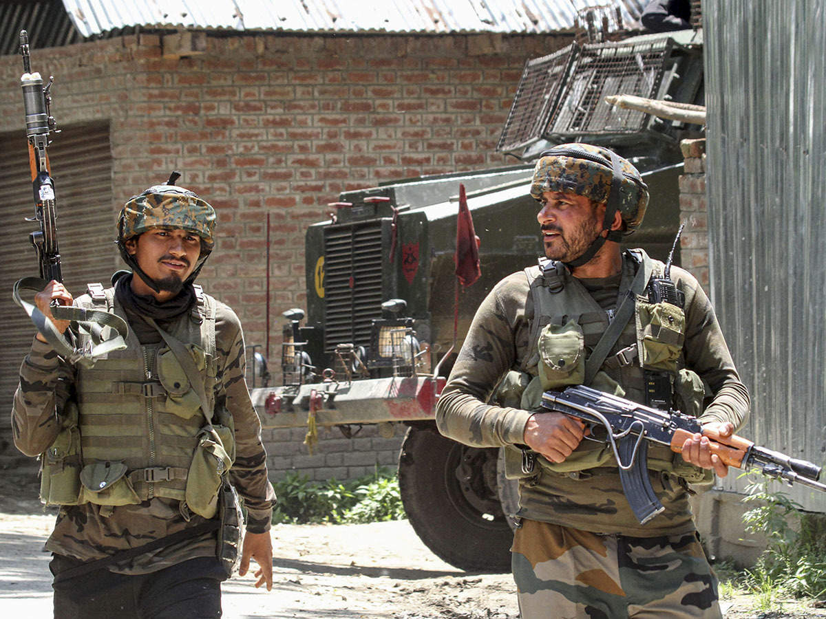 Pulwama district: Latest News & Videos, Photos about Pulwama