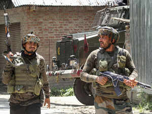 High alert in J&K after Pakistan inputs on probable terror attack