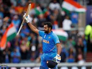 Ind vs Pak: Rohit Sharma smashes 140, his 2nd ton of World Cup 2019