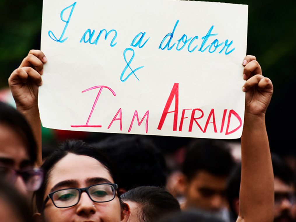 When will India stop beating up doctors, its most critical human resource?