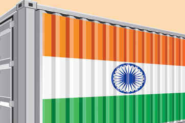 India may trade places with US to ship items to China