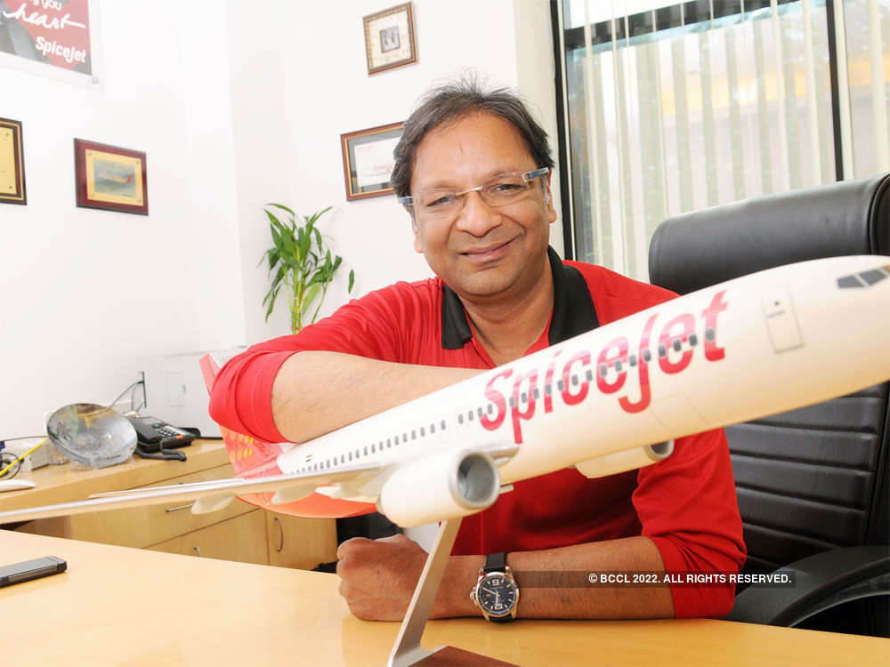 Tax structure a reason for Jet Airway's fall: Ajay Singh, SpiceJet chairman