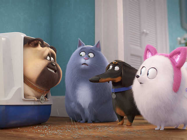 The Secret Life Of Pets 2 Review A Breezy Funny And Entertaining