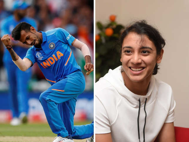 The '18' connect: When Yuzvendra Chahal & Smriti Mandhana spoke about need for discipline on the field