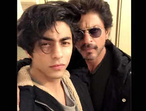Like father, like son: Aryan Khan to join SRK in 'The Lion King', will lend voice to Simba