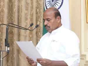 Virendra Kumar sworn in as protem speaker of 17th Lok Sabha