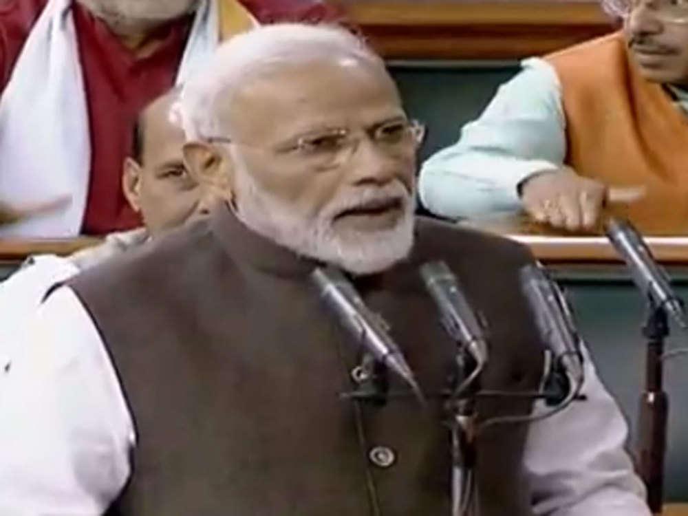 First session of 17th Lok Sabha begins, PM, Members take oath