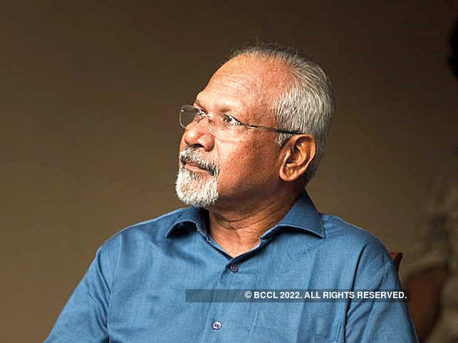 Mani Ratnam had suffered a heart attack some years ago.