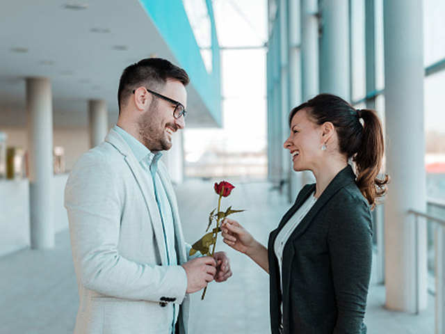 Found love at work? It may be unhealthy for the aspiring 'power couple'