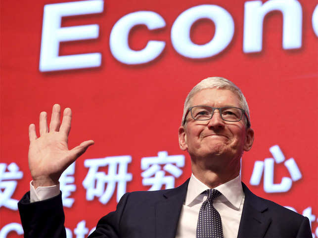 Define who you are, don't waste time living someone else's life: Apple CEO Tim Cook