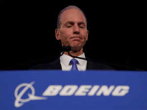 Grounded Max has decades of use ahead: Boeing CEO Dennis Muilenburg