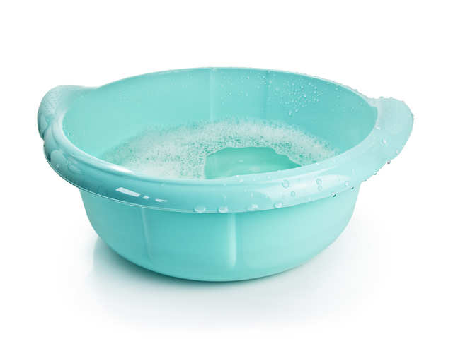 Make water wastage beyond the pail