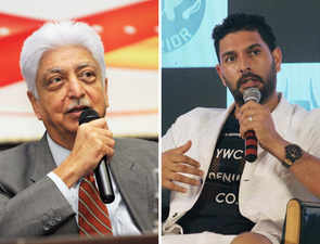 From food to philanthropy: Retirement tales of Azim Premji and Yuvraj Singh