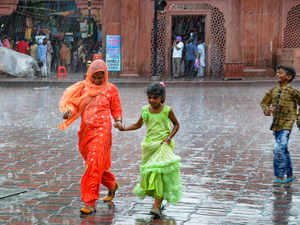 Northern India weather report: Rain lashes various parts of Northern