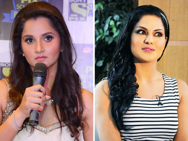 I am not the team's dietician: Sania Mirza unhappy with Veena Malik's comment, slams actress on Twitter