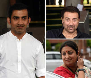 Welcome To Parliament! Smriti Irani, Gambhir, Sunny & Others Who Took Oath As New MPs
