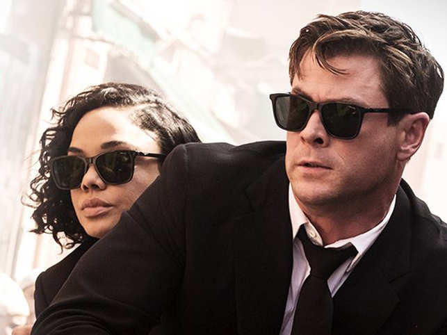 Chris Hemsworth's 'Men in Black' wins over Indian fans, mints over Rs 10 cr in the opening weekend