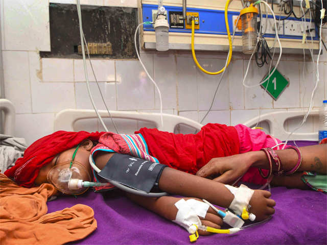 Encephalitis outbreak in Bihar: All you need to know - Encephalitis