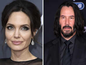 Will Angelina Jolie and Keanu Reeves be Hollywood's next power couple?