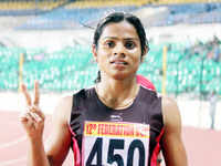 What's with the gender inequality? Dutee Chand talks about the tests female athletes face before competing