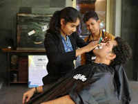 Cheers to 'The Barber Shop Girls'! Grey India scores the country's first Silver Lion at Cannes
