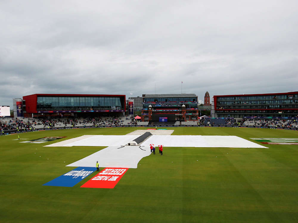 Rain-hit ICC World Cup matches to cost insurers Rs 180 crore