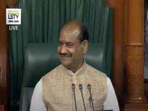 Om Birla elected unanimously as Speaker of Lok Sabha