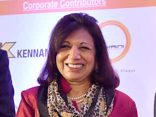 ​Kiran Mazumdar Shaw believes a 10-year tax holiday can boost the start-up sector.​