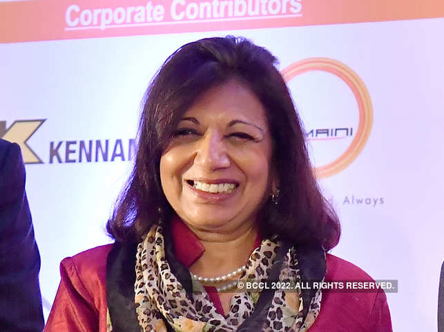 Kiran Mazumdar Shaw believes a 10-year tax holiday can boost the start-up sector.