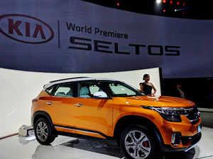 Kia Motors Corporation makes global debut of SUV Seltos