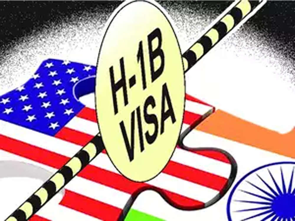 India says no official communication from US on H-1B visa issue
