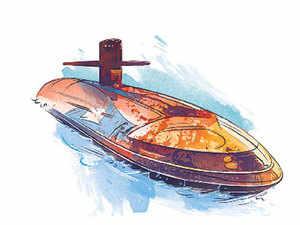 submarine-BCCL