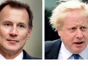 Boris Johnson, Jeremy Hunt in final race to be next British PM