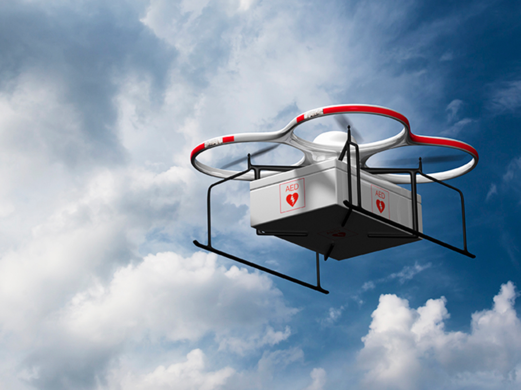 A premium flight path: Insurers spot a lip-smacking business in drones