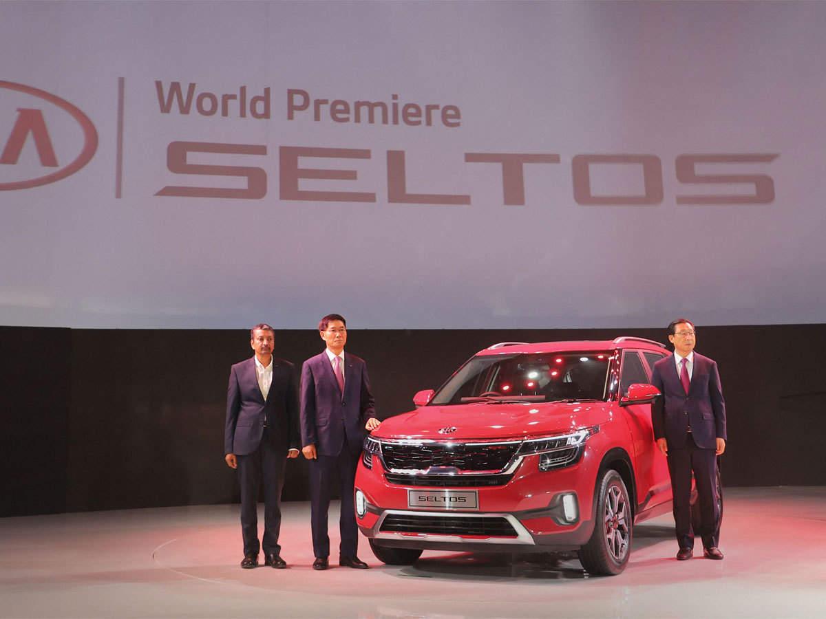 Kia Motors Kia To Focus On Suvs Mpvs In India Hw Park President