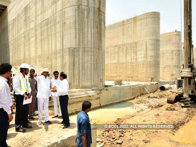 World's largest multi-stage lift irrigation project ready