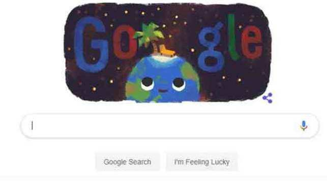 Google Doodle Marks Summer Solstice, Longest Day Of Year
