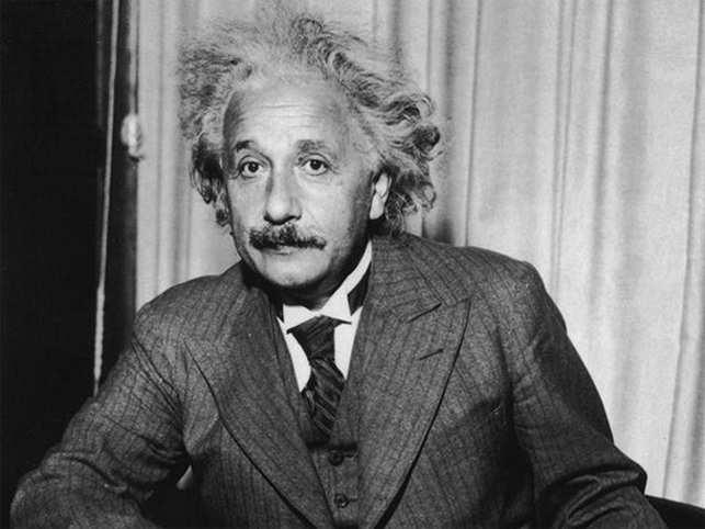 Albert Einstein_getty