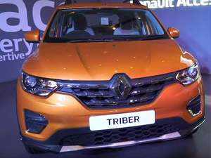 Autocar Show First Look Renault Triber Compact 7 Seater