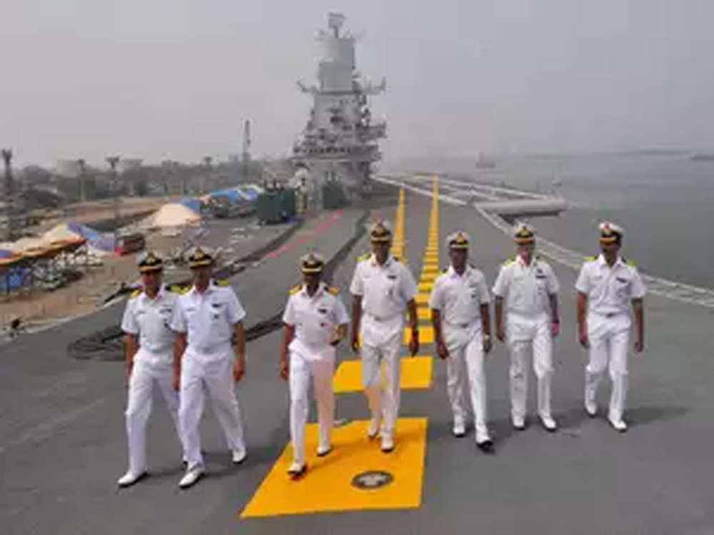 Navy personnel don role of eco warriors to clean channel